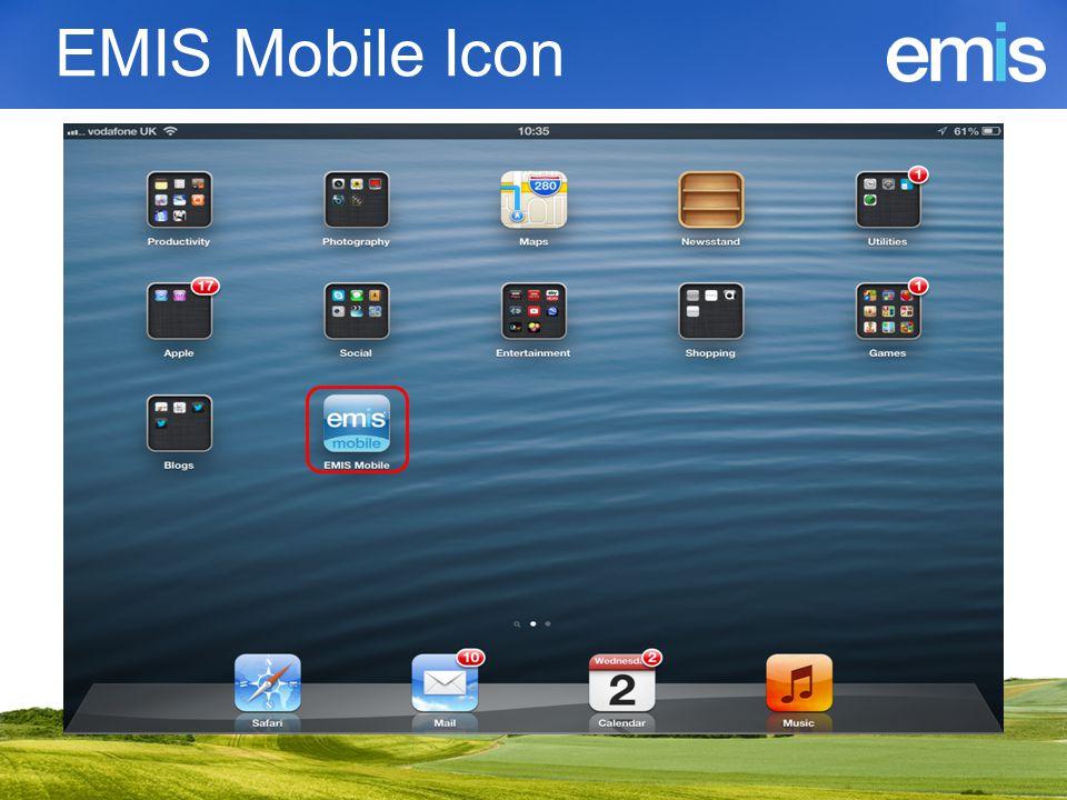 EMIS Mobile Icon