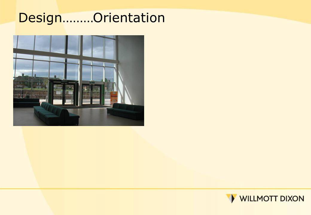 OrientationDesign………