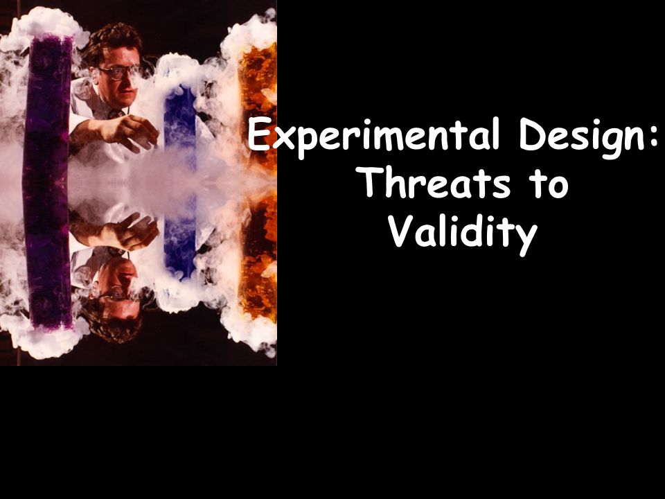 EXPERIMENTS: The independent variable is manipulated to determine its effect on the dependent variable(s) whilst holding all other potential influences on the dependent variable(s) constant