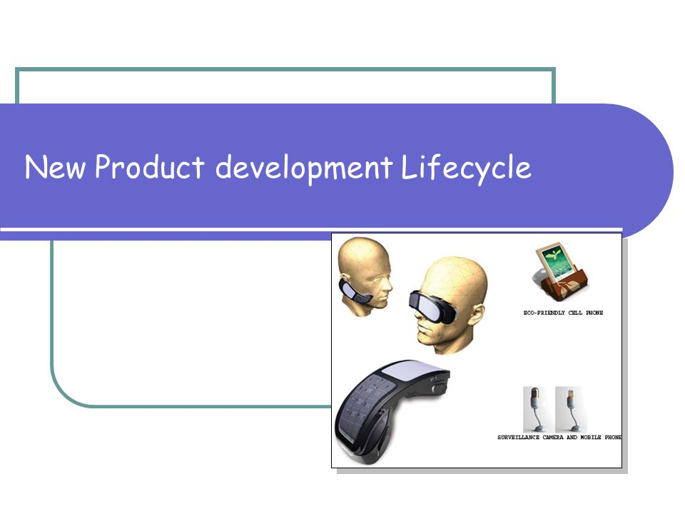 New Product development Lifecycle