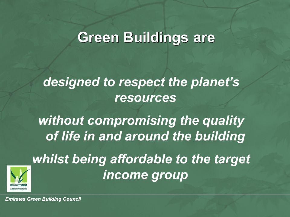 Emirates Green Building Council U.A.E.