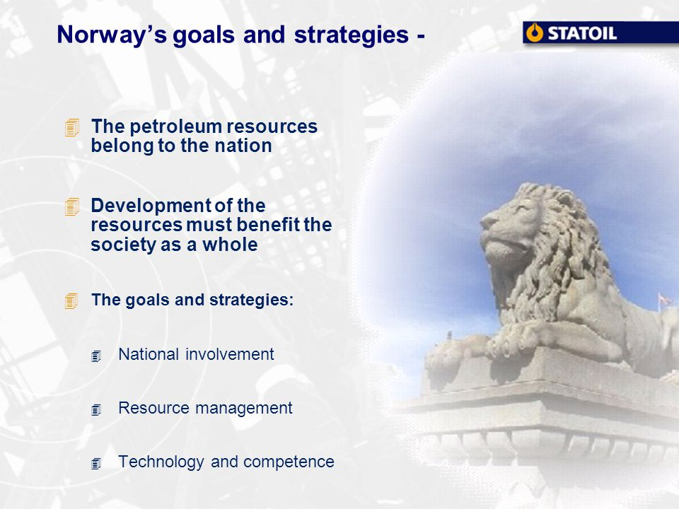 Transforming the society Developing the necessary knowledge 4Build competence 4 Adapting the education system 4 Focusing on training and developing employees 4 Stimulating students 4Transform existing industries 4 Maritime 4 Mining 4 Process 4Maintain a balance between oil and non-oil sectors