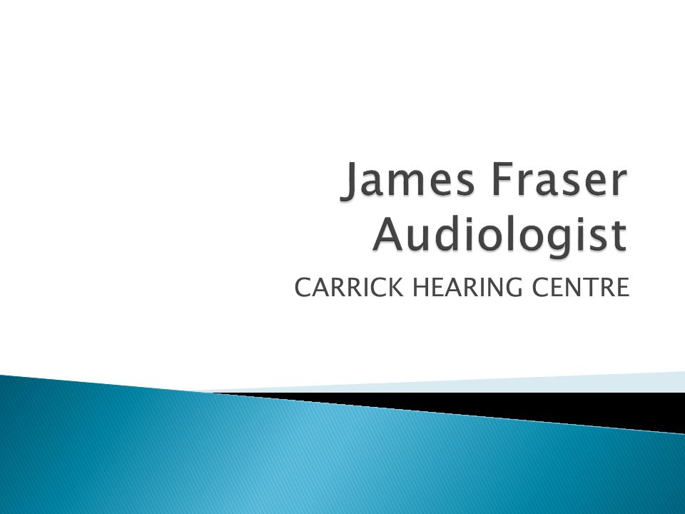 CARRICK HEARING CENTRE
