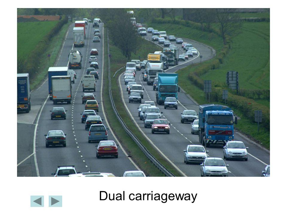 Single carriageway