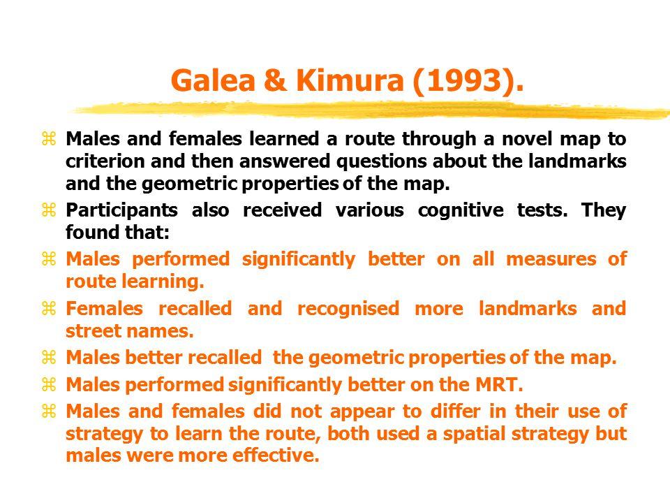 Galea & Kimura (1993).