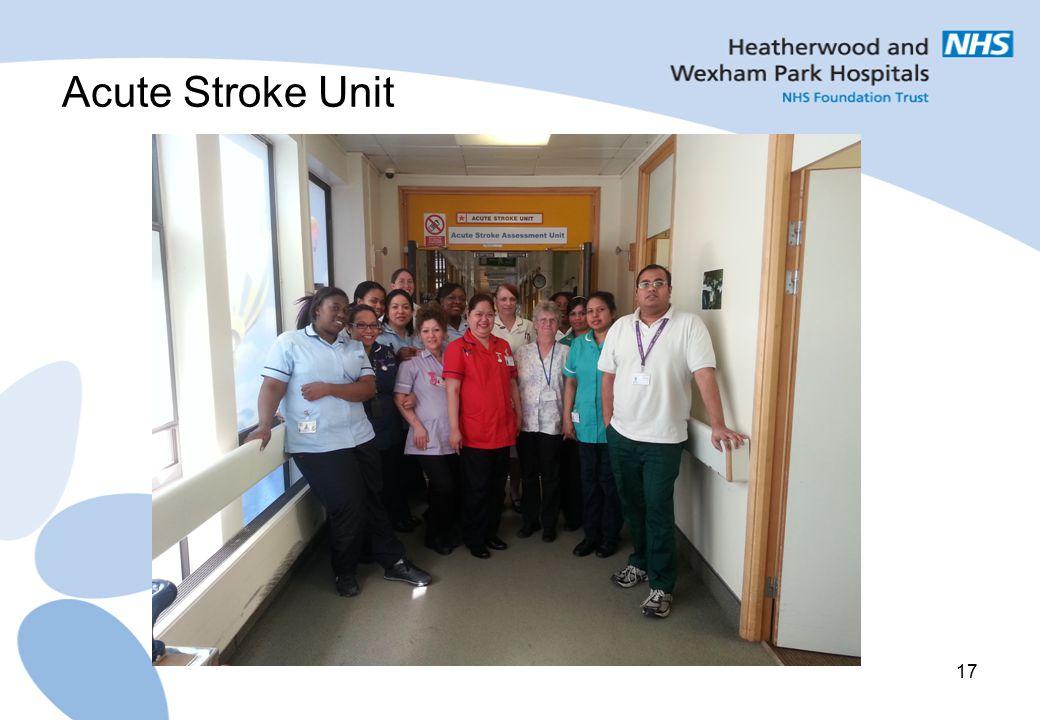 17 Acute Stroke Unit