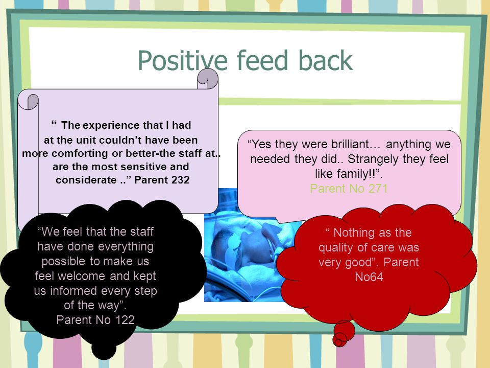 Positive feed back Yes they were brilliant… anything we needed they did..