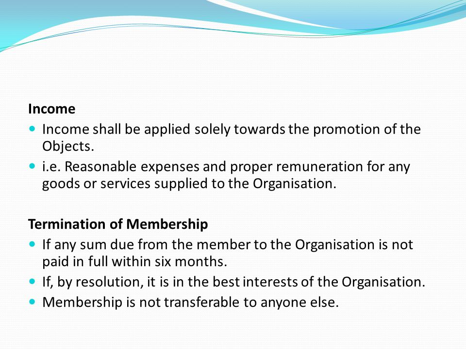 Receive all the groups' correspondence, sort it and present it to members at the relevant meeting.