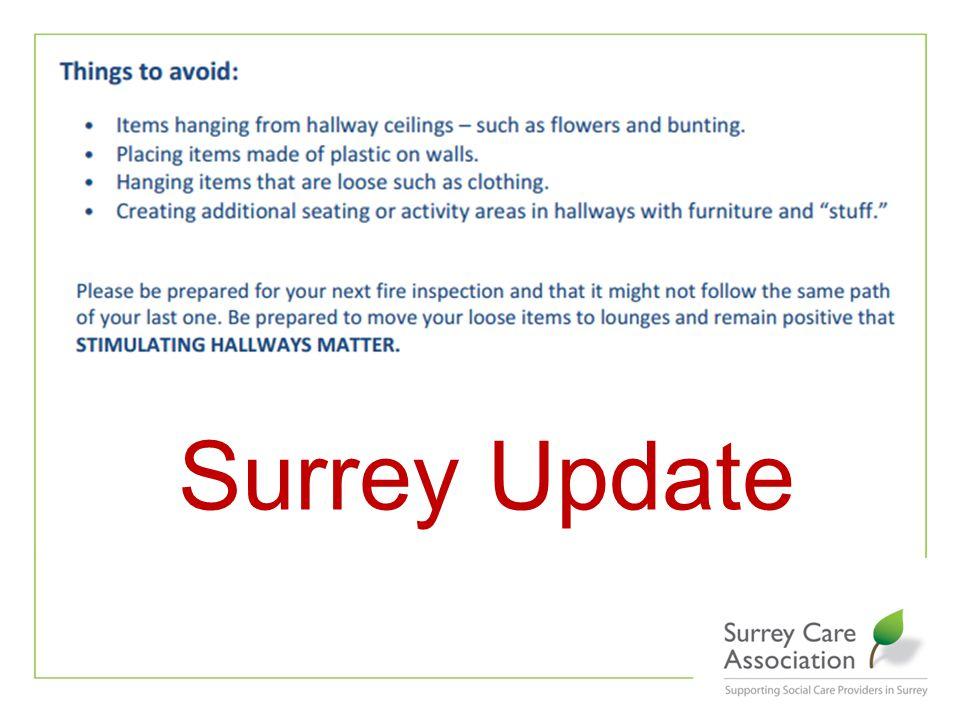 Surrey Update