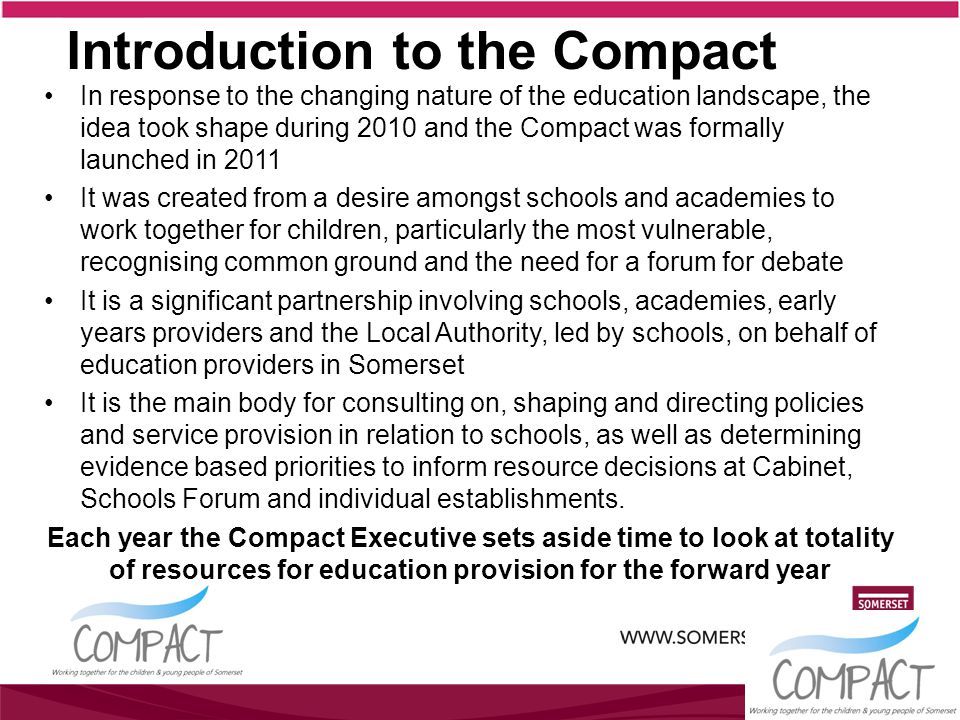 Recommendations in relation to the LA decisions about the Schools Budget The principles of full cost recovery and an activity led funding approach should be consistently applied across the full Schools Budget, to ensure sufficient funding for the intended activity and recognition of overhead and support costs..
