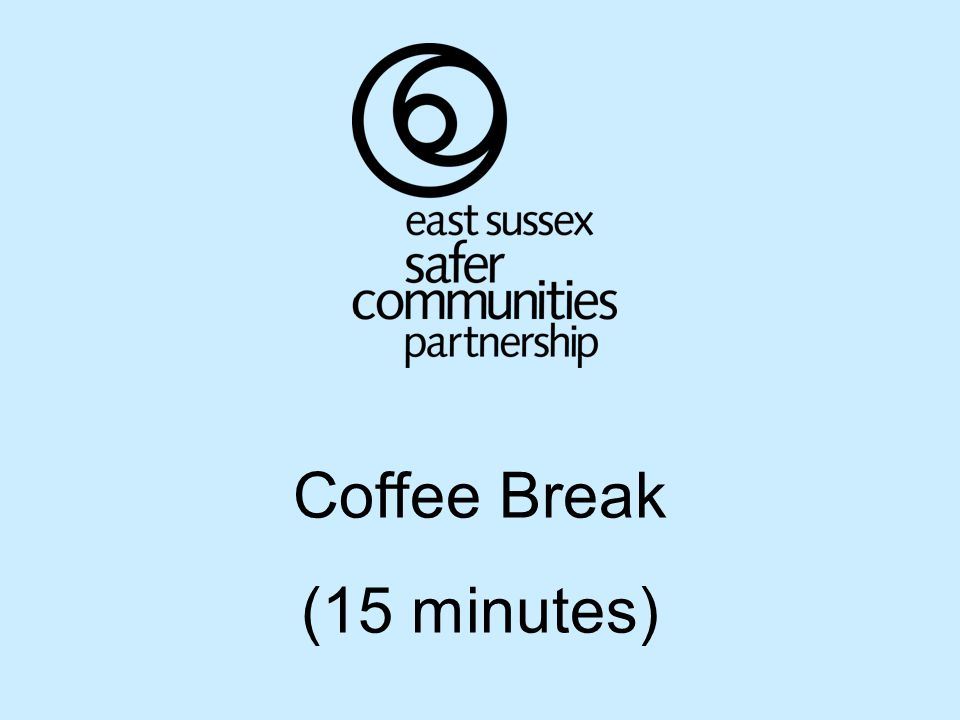 Coffee Break (15 minutes)