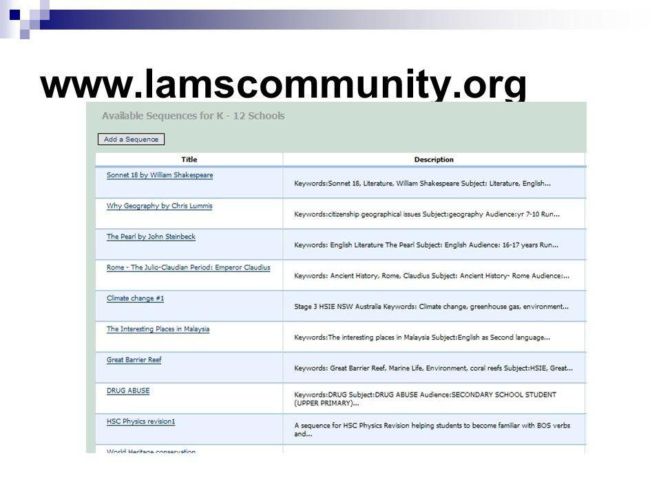 www.lamscommunity.org