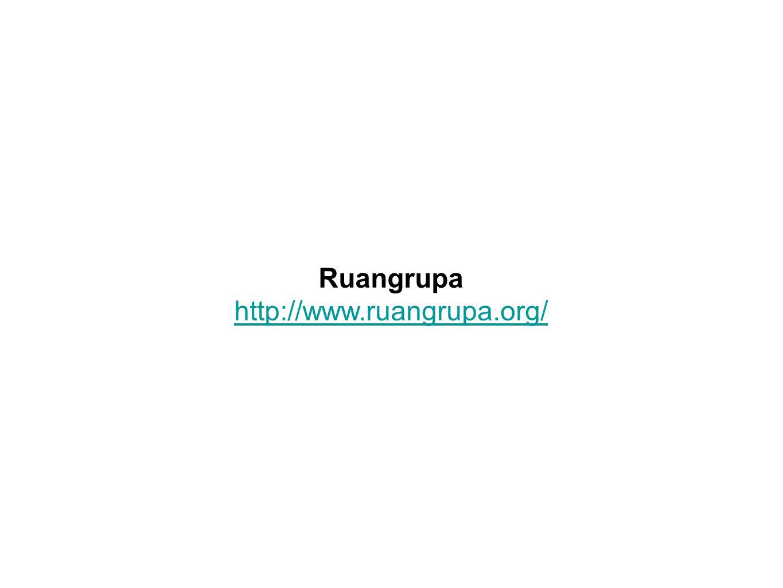 Ruangrupa http://www.ruangrupa.org/