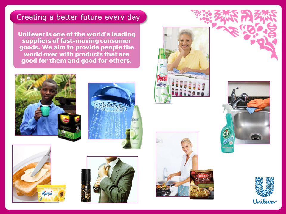 Unilever manages a number of partnerships globally. Customer partnerships