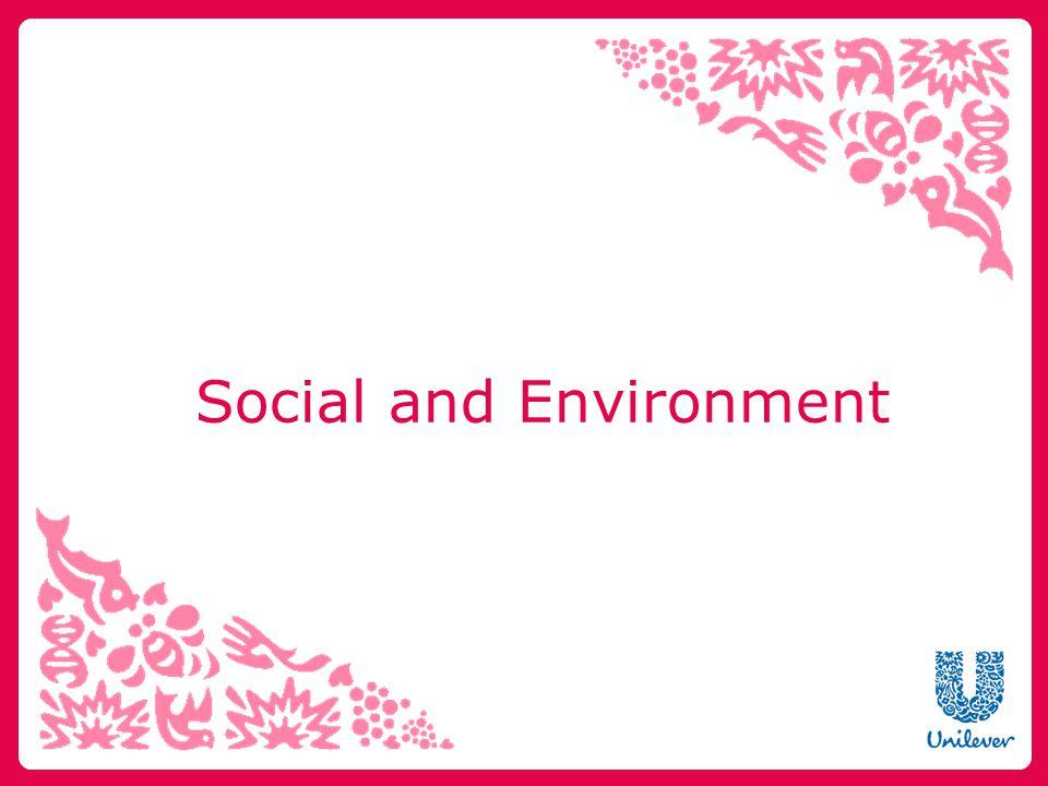 Social and Environment