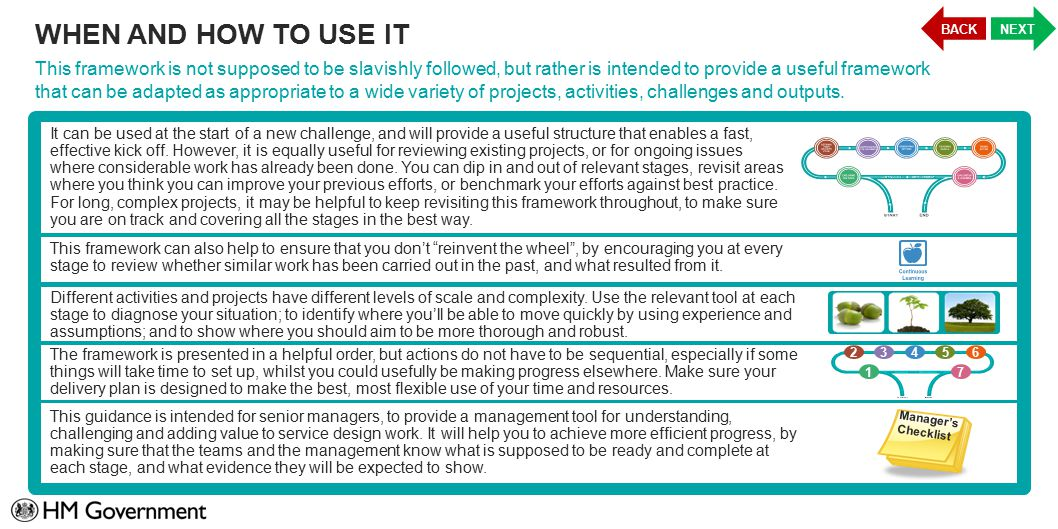 NOTES ON LANGUAGE This framework is intended to work equally well across policy, communications and delivery challenges; to help with one-off projects and ongoing issues; and for targeting internal, stakeholder or general public audiences.