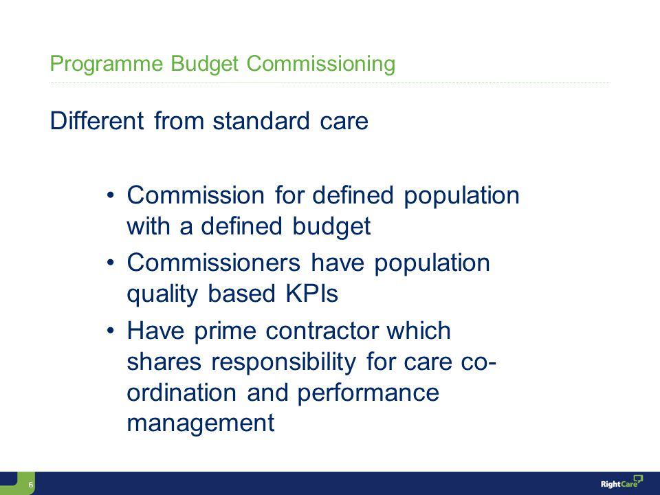 7 NHS Oldham Programme Budget's MSK - £23m - Pennine MSK 1 st May 2011 Primary Care Local enhanced services Community Care Pennine MSK Physiotherapy, podiatry Secondary Care All activity included