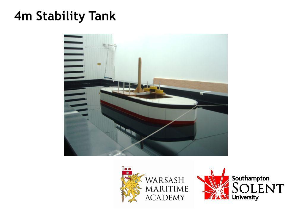 4m Stability Tank