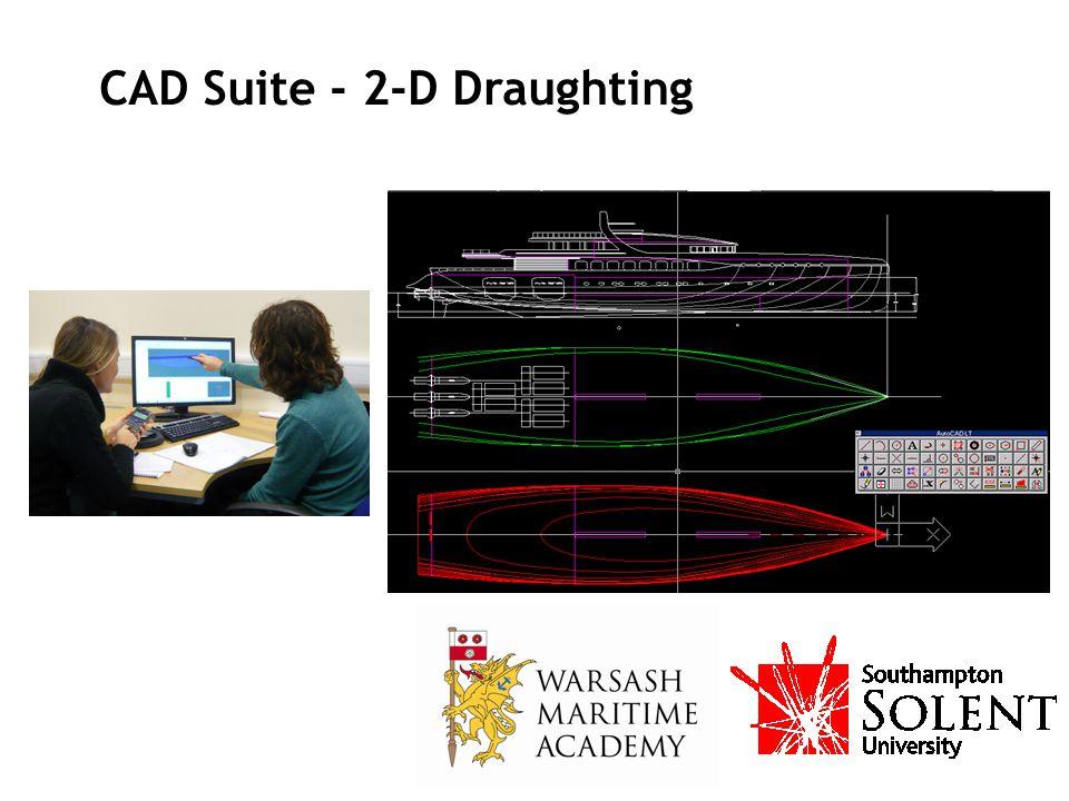 CAD Suite - 2-D Draughting