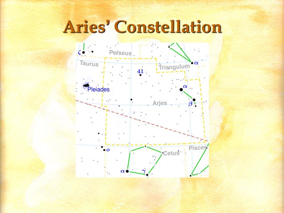Aries' Constellation