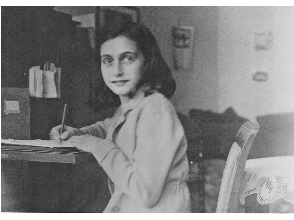 Anne Frank was born on June 12 th 1929. She would have been 85 this week.