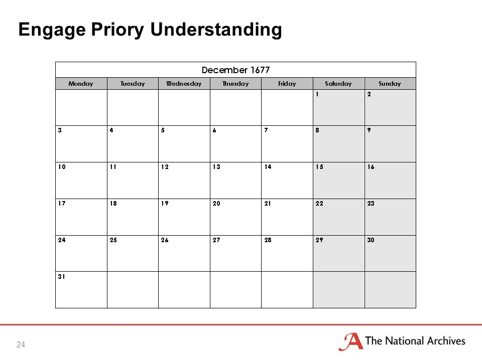 Engage Priory Understanding 24