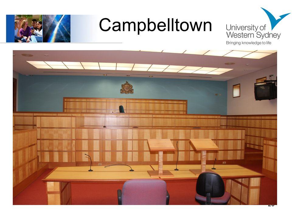 Campbelltown ?? 25