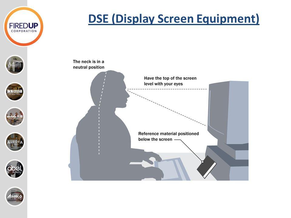 DSE (Display Screen Equipment)