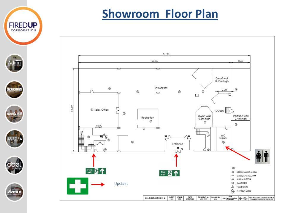 Showroom Floor Plan Upstairs