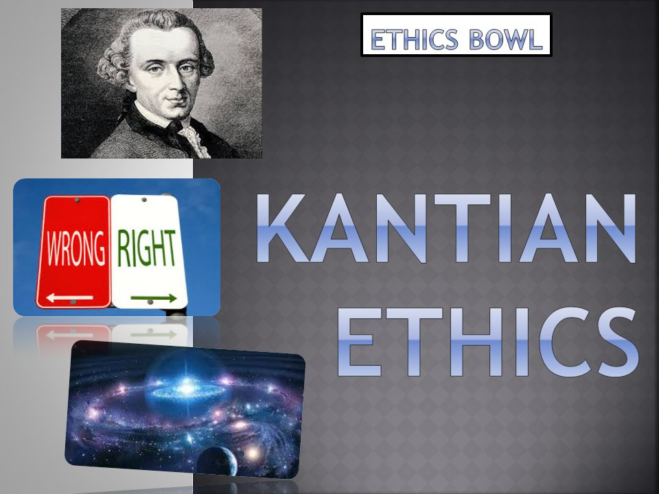  Kant thought that human reason was extremely valuable.