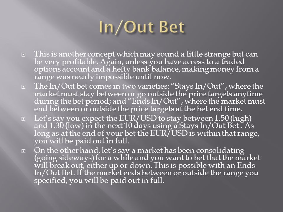  Let's say you have a core view that the FTSE100 is going down and you have placed a spread bet to back this idea.
