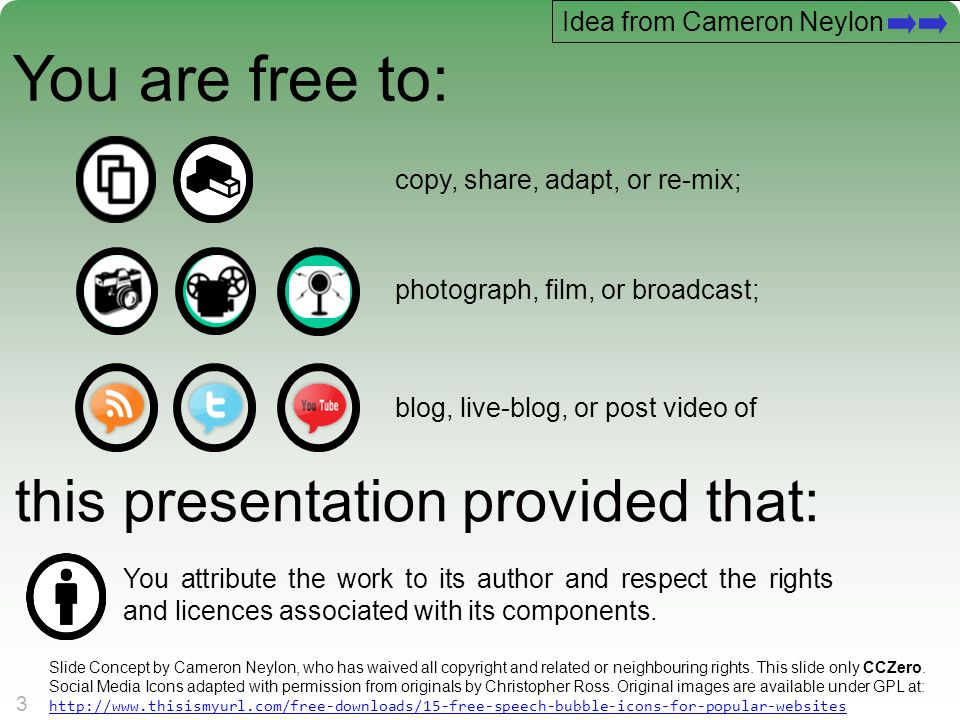 Metadata provided to give context to slides 24 http://www.slideshare.net/sloandr/w4a12-coopersloankellylewthwaite