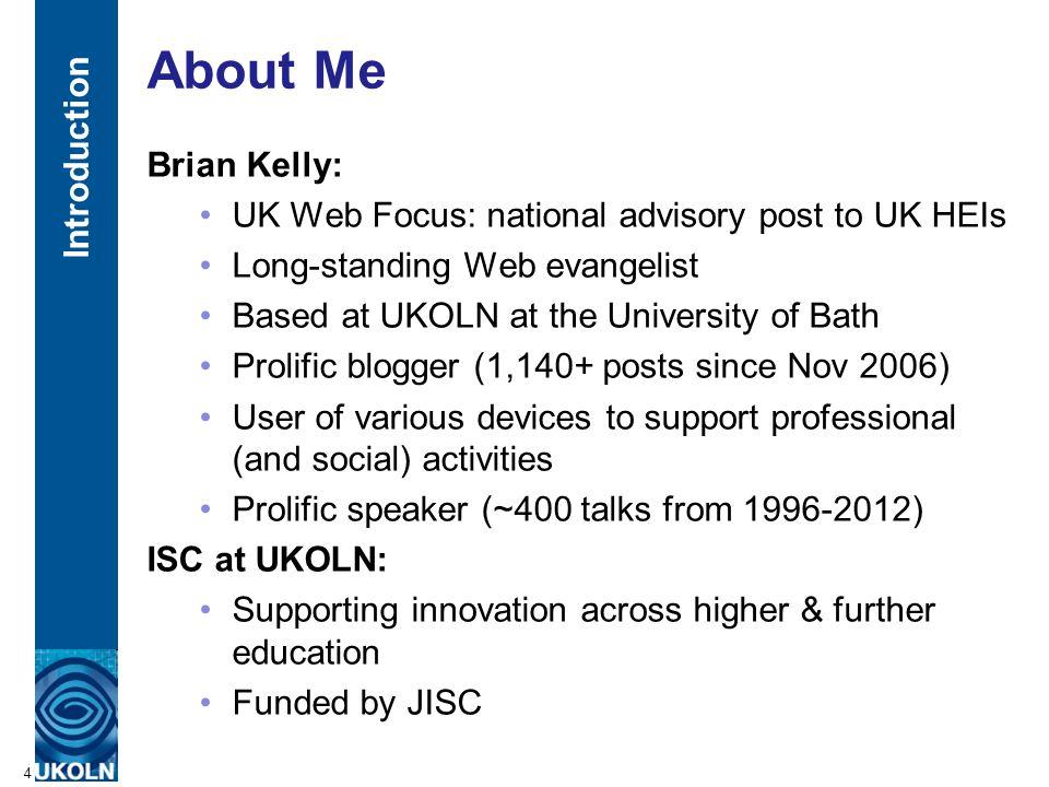 A centre of expertise in digital information managementwww.ukoln.ac.uk Tip No.