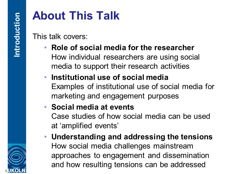 Tweetchat Tweetchats: Discussions on Twitter Specific topic covered at specified time Use hashtags e.g.