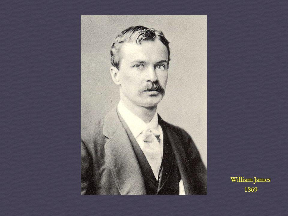 I and Sorrow William James ca. 1860-1869