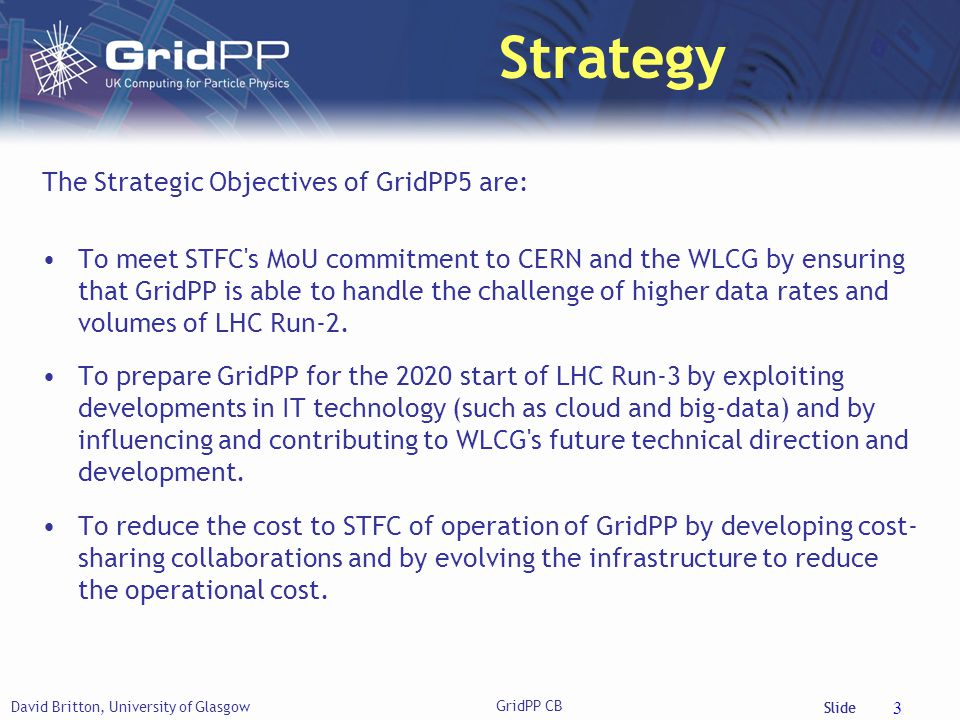 Slide CMS and LHCb CMS has the more obvious choice of picking IC as the large site, and Brunel and PPD as the supporting sites.