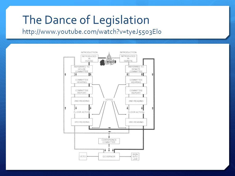 The Dance of Legislation http://www.youtube.com/watch v=tyeJ55o3El0