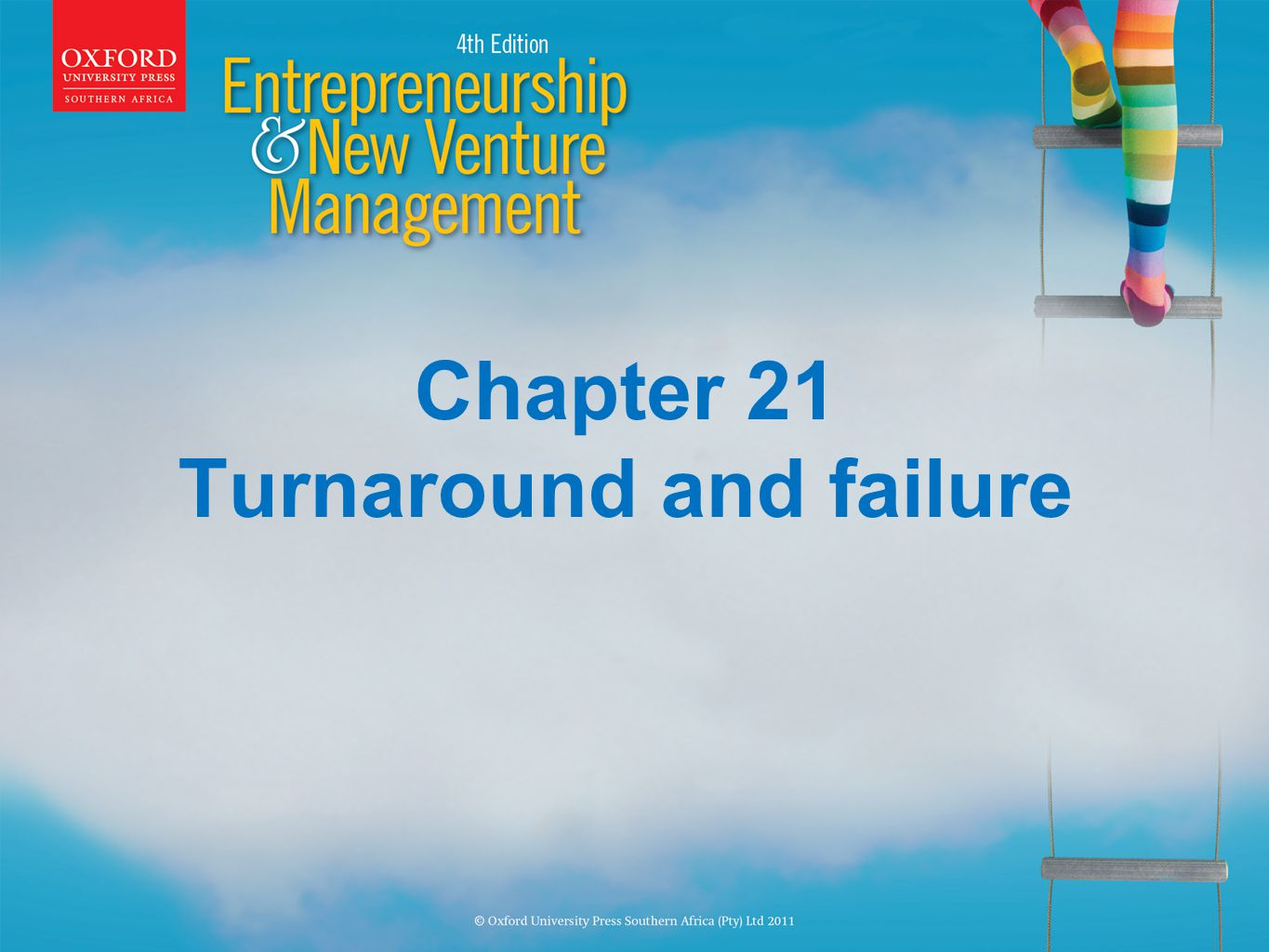 Learning Outcomes On completion of this chapter you should be able to: Describe the troubled business Identify and discuss the stages in business failure and the danger signs of impending trouble Describe the turnaround model, including the: –Turnaround situation –Turnaround response –Turnaround strategies Understand the processes regarding bankruptcy and insolvency Identify the kind of entrepreneurship needed to manage external forces