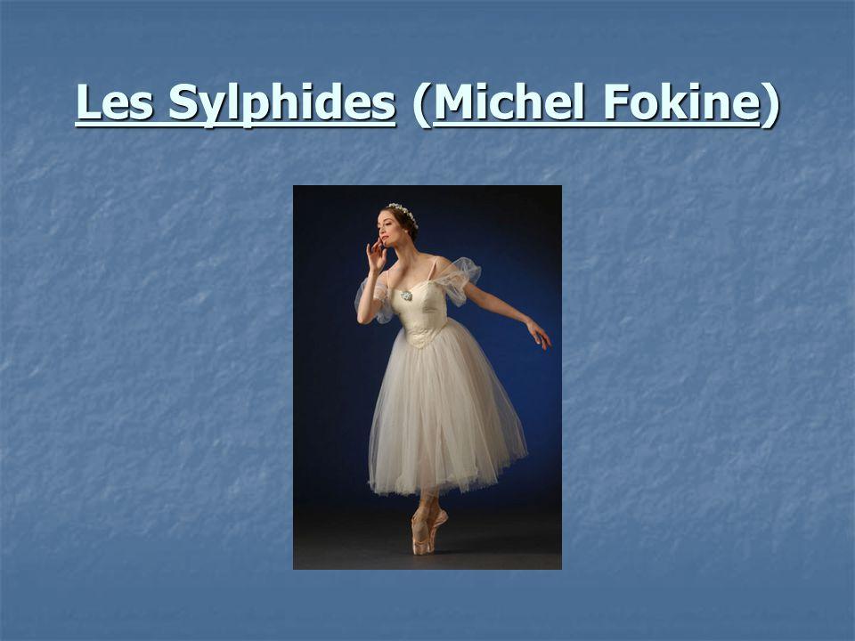 Les Sylphides (Michel Fokine)