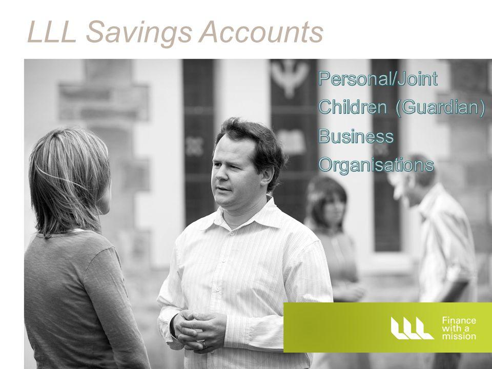 LLL Savings Accounts