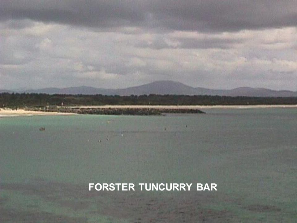 FORSTER TUNCURRY BAR