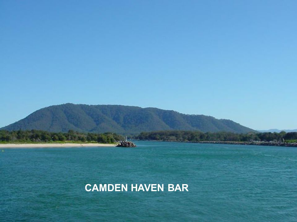 CAMDEN HAVEN BAR