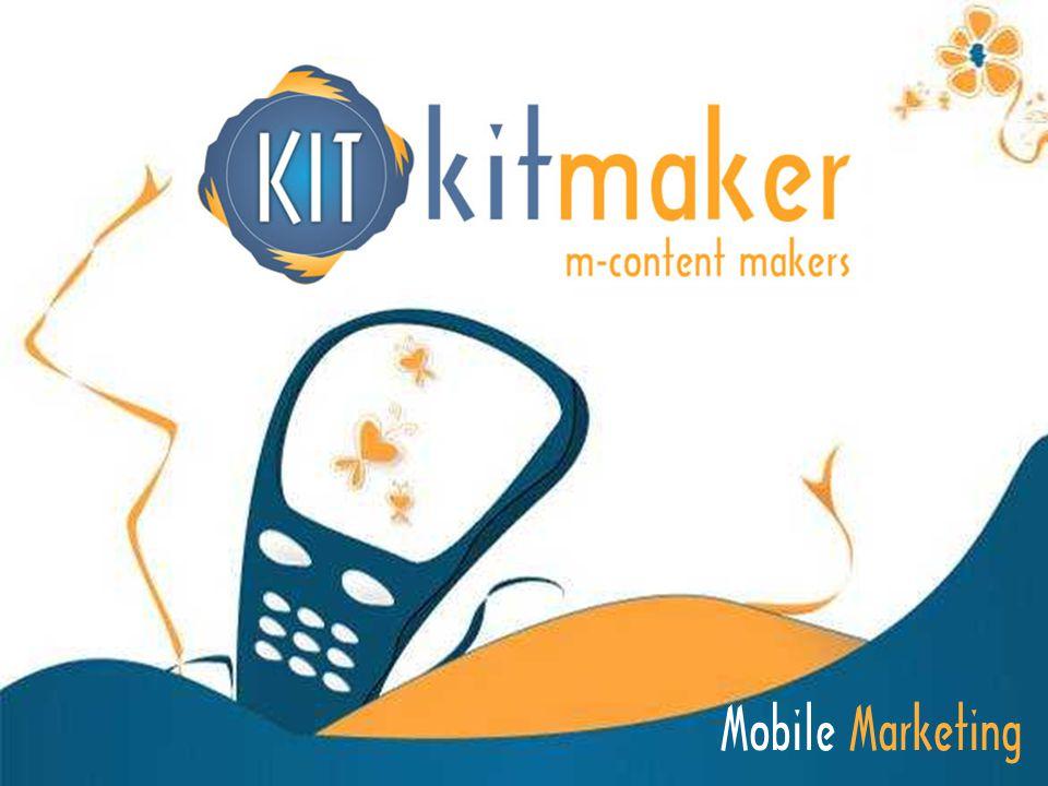 CATÁLOGO CONTENIDO GENERAL Mobile Marketing