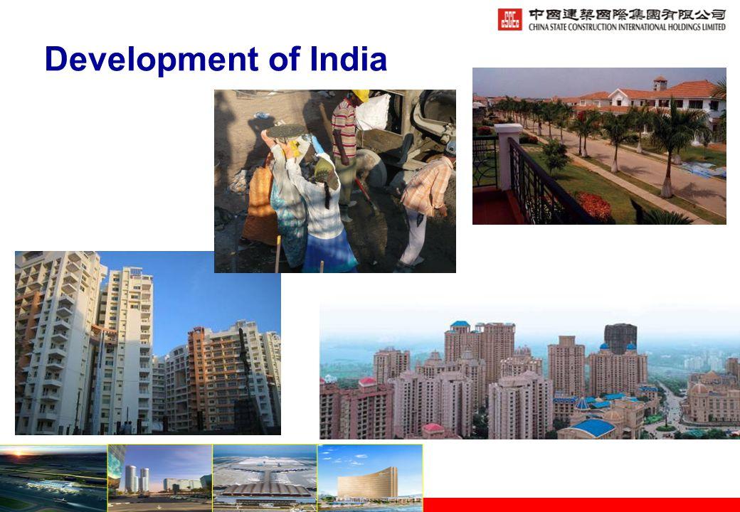 Development of India