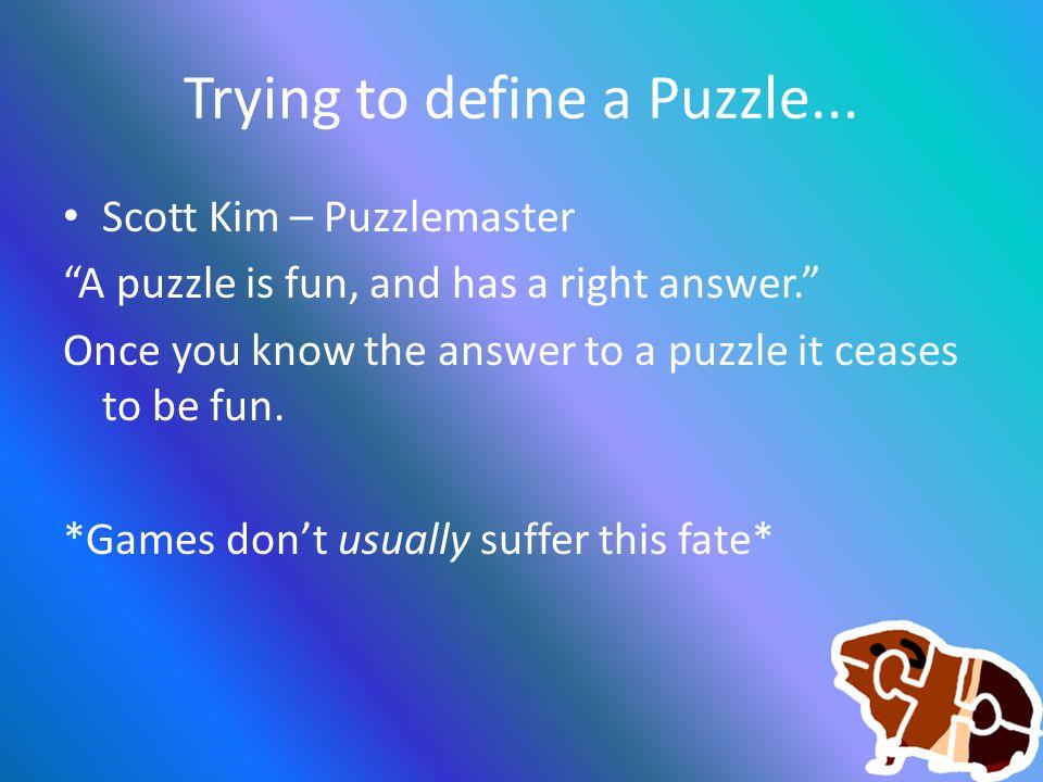Worlds most difficult puzzle? http://www.grayshott.com/news/2006/2006n ews.html