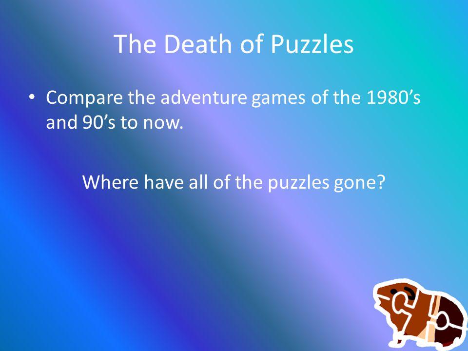 Beware the Perceptual Shift.These puzzles create a divide.
