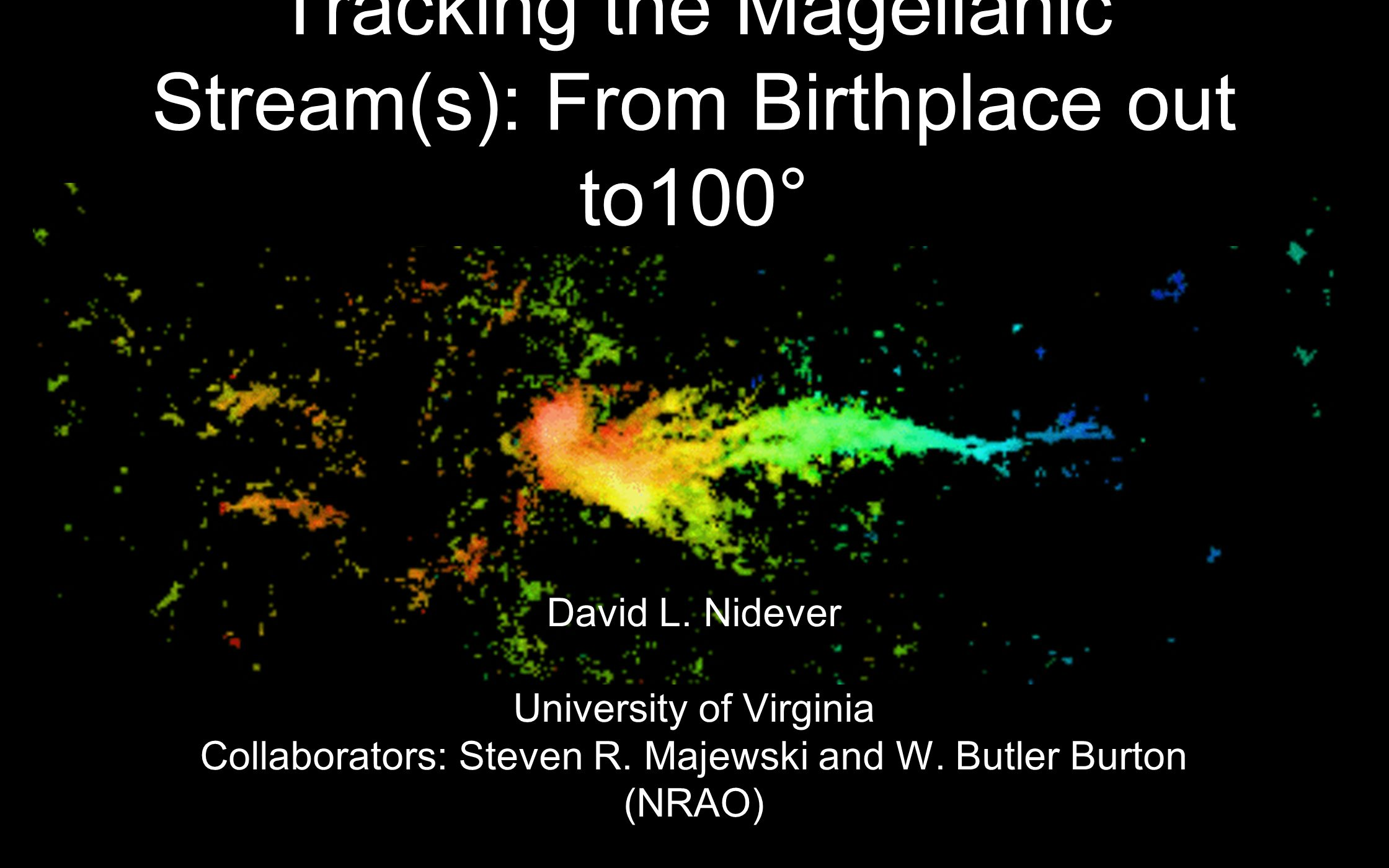 Tracking the Magellanic Stream(s): From Birthplace out to100° David L.