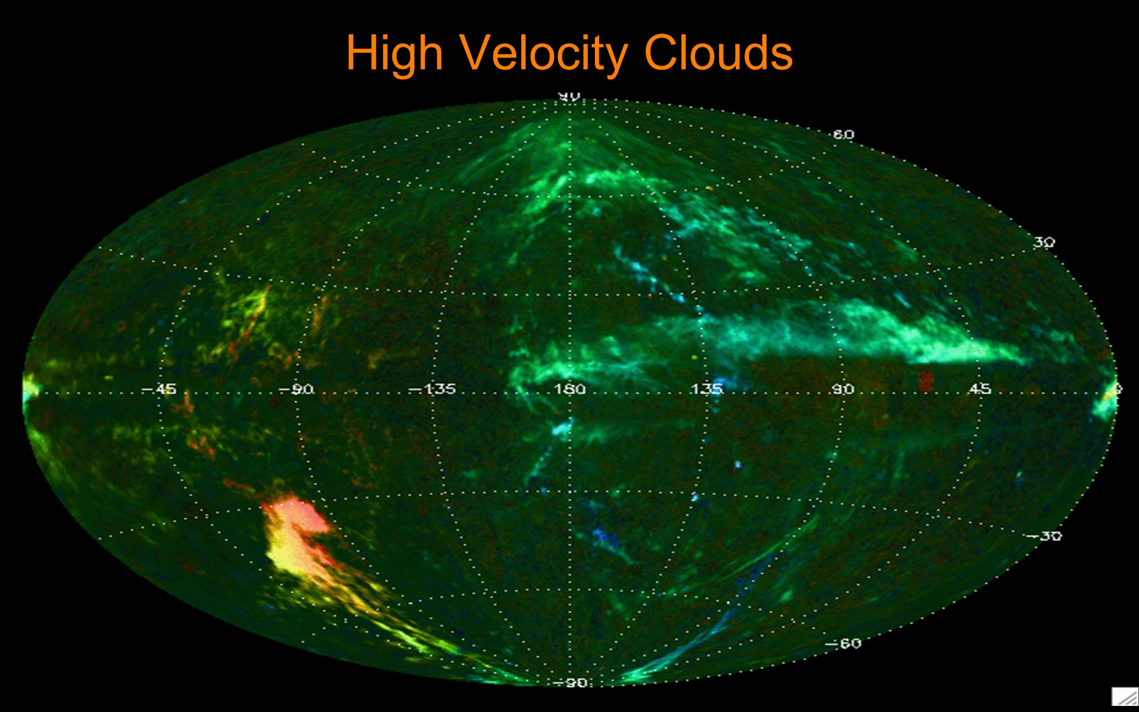 High Velocity Clouds