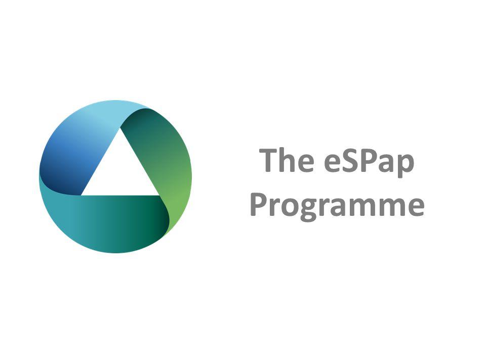 The eSPap Programme
