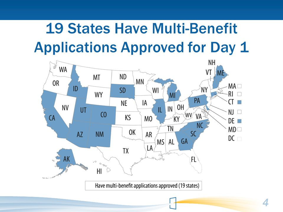 Key CMS Requirements Must have a single, streamlined health-only application as well Must be a pathway to all insurance affordability programs – There are some new questions that must be included – Some questions will likely have to be revised Questions for non-health programs can't be a barrier to a MAGI determination Approval process 5